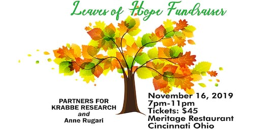 Leaves of Hope Fundraiser