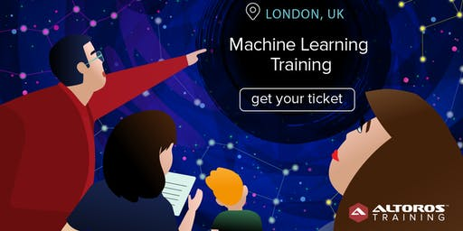 [TRAINING] Machine Learning in 3 days: London