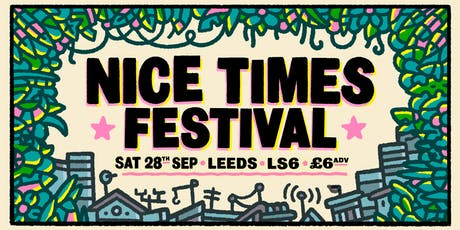 Nice Times Festival 2019 tickets