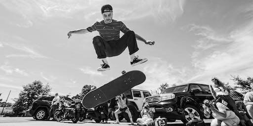 Focus Camera & Sigma Present: Skating Photography with Liam Doran