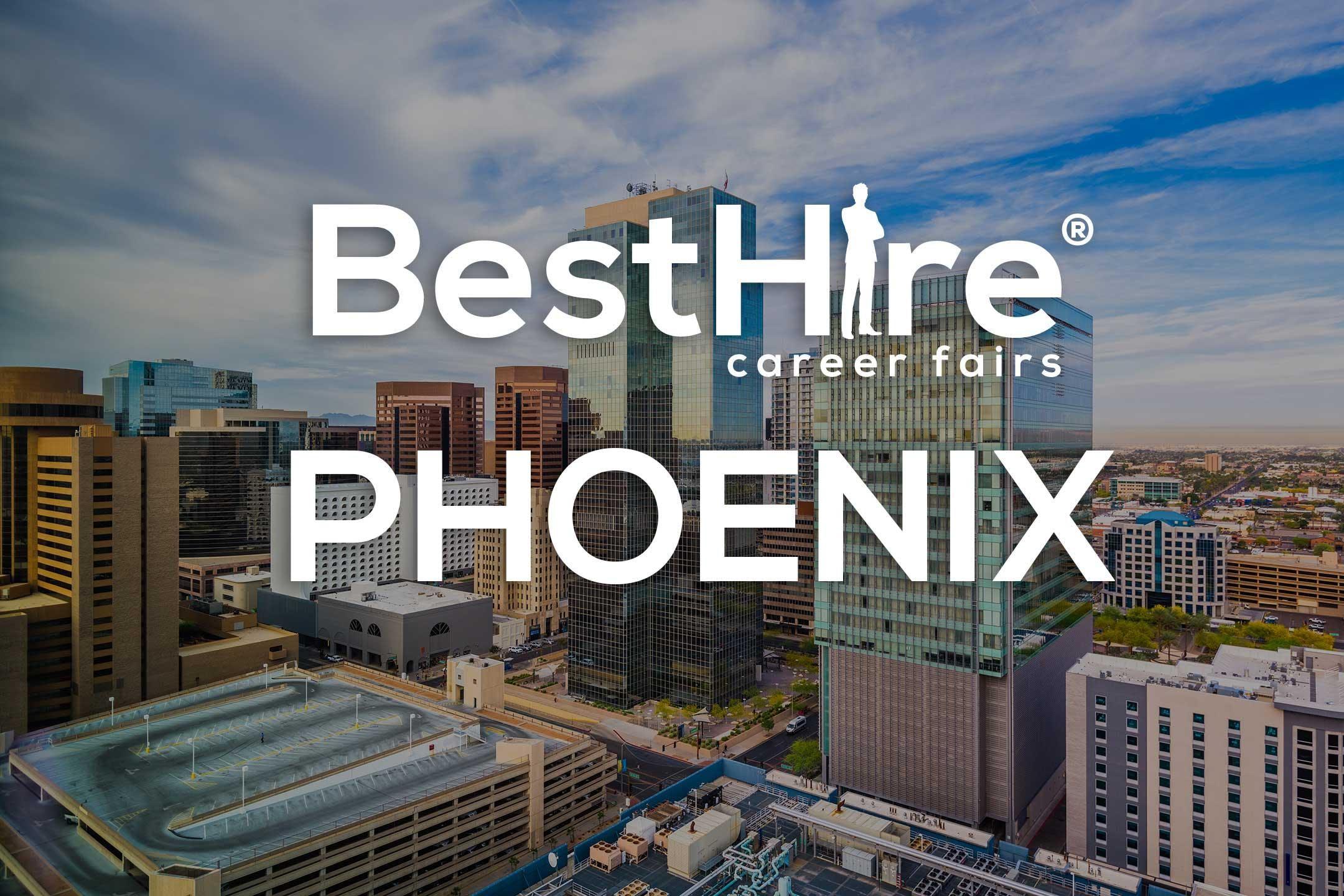 Phoenix Job Fair - Get Hired in Phoenix Arizona