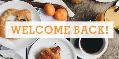 EHT Welcome Back Breakfast for Insight Employees tickets