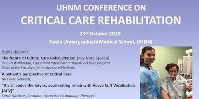 Critical Care Rehabilitation