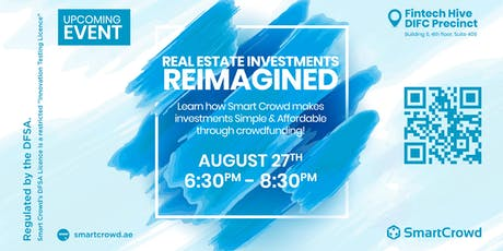 Real Estate Investments Reimagined tickets