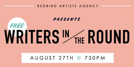 Redbird Writers Round - August 27