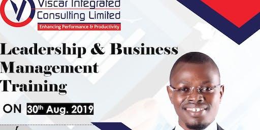 LEADERSHIP & BUSINESS MANAGEMENT TRAINING