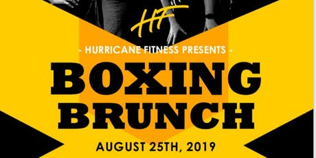 HF Presents Boxing & Brunch X tickets