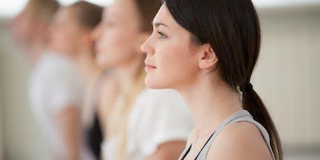 Les classes santé et mieux-être - Gestion du stress et équilibre au quotidien  billets