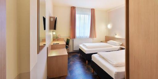 Das perfekte Hotelzimmer