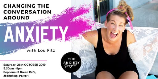Changing the Conversation around Anxiety with Lou Fitz