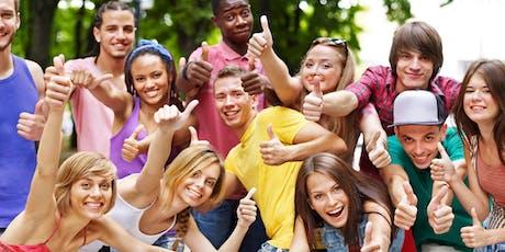 Mutcamp Natur pur - für junge Erwachsene Tickets