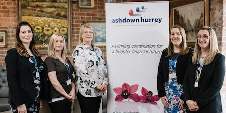 Ashdown Hurrey's Women In Business Autumn Lunch 2019 tickets