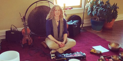 Sound Meditation with Natalie Brown
