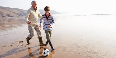 Hip and knee joint pain information event