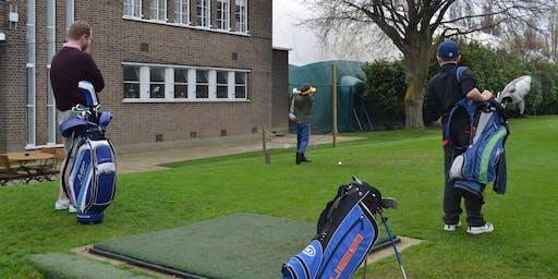 Adult & Junior Golf Tournament