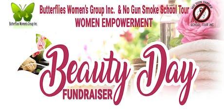 Women Empowerment Beauty Day Fundraiser tickets
