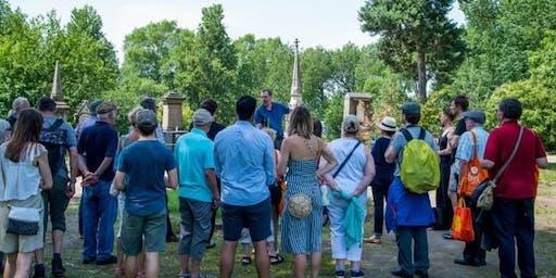 Free taster  tour of Warstone Lane Cemetery