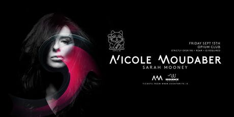Nicole Moudaber at Opium tickets