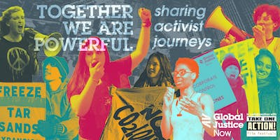 Together we are powerful: Sharing activist journeys