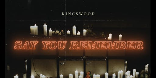 Kingswood 'Say You Remember' Tour - Melbourne