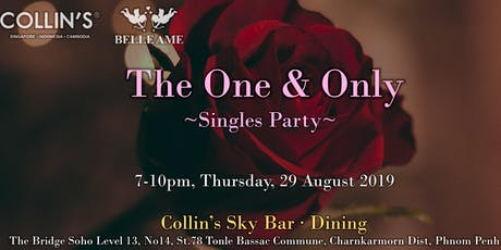 """""""The One & Only"""" Singles Party tickets"""