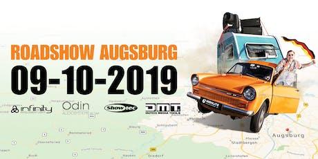 Roadshow Germany DE @ Augsburg Tickets