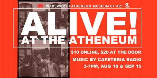 Alive! at the Atheneum