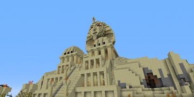 Workshop: Minecraft - Der Fluch des Pharao