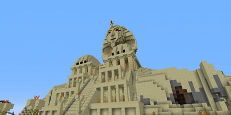 Workshop: Minecraft - Der Fluch des Pharao Tickets