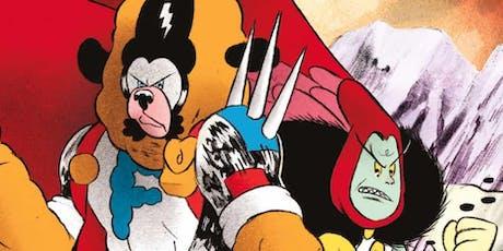 Benvenuti nel Dogmadrome | incontro con il fumettista Lorenzo Mò biglietti