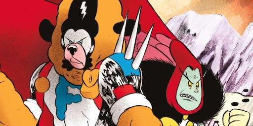 Benvenuti nel Dogmadrome | incontro con il fumettista Lorenzo Mò
