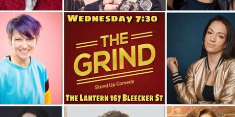 The Grind Comedy Show tickets
