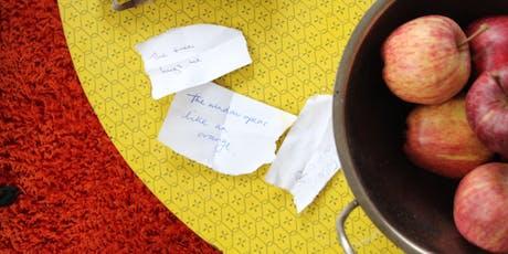 Scribbling: Generating Material  tickets