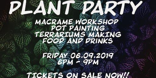 PLANT PARTY!