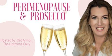 Perimenopause & Prosecco tickets