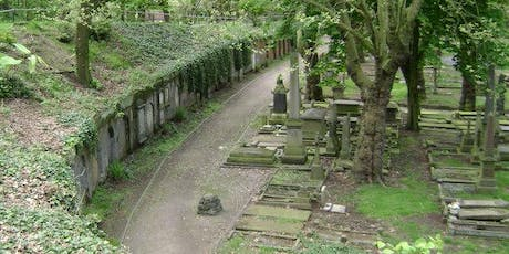 Free Taster Tour of Key Hill Cemetery at 2pm  tickets
