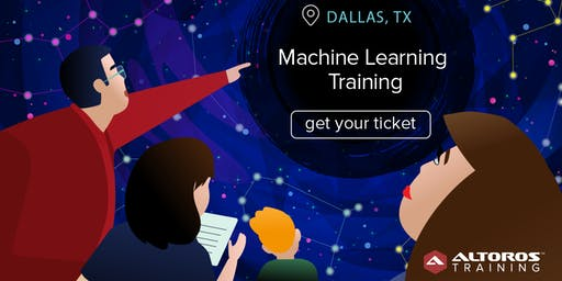 [TRAINING] Machine Learning in 3 days: Dallas
