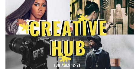 The Launch: Creative Hub for Youth tickets