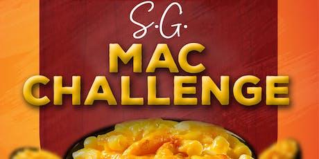 S.G. Mac & Cheese Challenge tickets