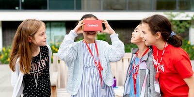 Fire Tech Junior Augmented  and Virtual Reality Camp