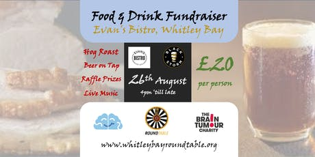 Food & Drink Fundraiser tickets