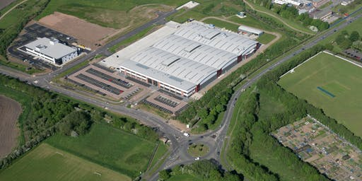The Make it Stoke-on-Trent & Staffordshire Commercial Property Event - MOOG