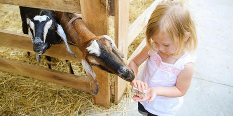 Wild Back to School Bash with Traveling  Tails Petting Zoo tickets