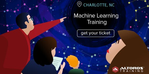 [TRAINING] Machine Learning in 3 days: Charlotte