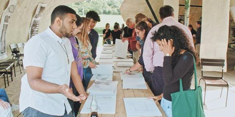 Architectural Drawing Summer School Open Review tickets