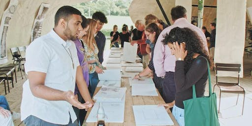 Architectural Drawing Summer School Open Review