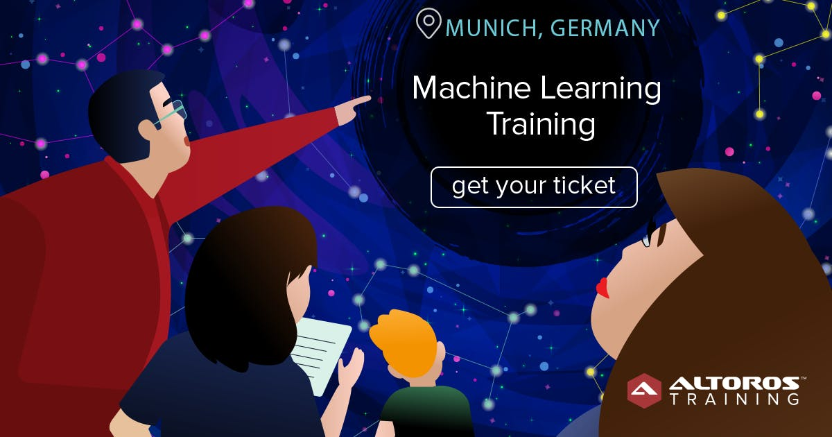 [TRAINING] Machine Learning in 3 days: Munich