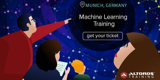 [TRAINING] Machine Learning in 3 days: Munich