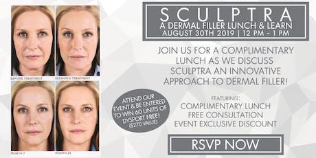 Sanova Dermatology - Baton Rouge | Sculptra Lunch & Learn Event tickets