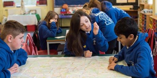 School Active Travel seminar - Edinburgh